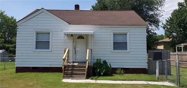 33 Mitchell Rd, Hampton, VA 23669 (#10375086) :: The Bell Tower Real Estate Team