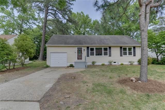 126 Cynthia Dr, Hampton, VA 23666 (#10375116) :: Abbitt Realty Co.