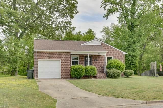 2627 Winona Dr E, Hampton, VA 23661 (#10375128) :: Rocket Real Estate