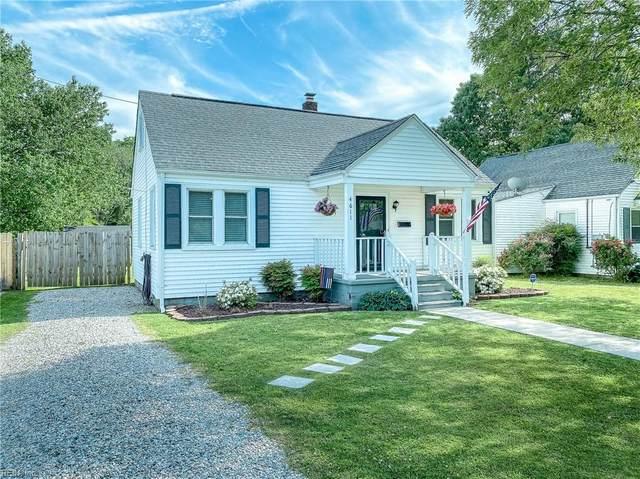 4611 Kennebeck Ave, Norfolk, VA 23513 (#10375236) :: Rocket Real Estate