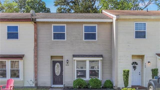 402 Hill Meadow Dr, Virginia Beach, VA 23454 (#10375259) :: Avalon Real Estate