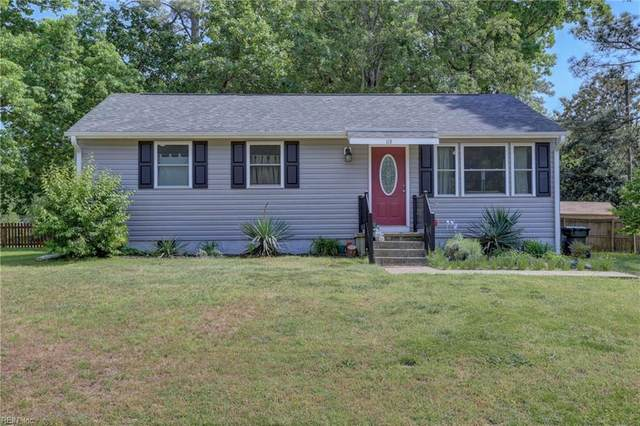 113 Bethune Dr, York County, VA 23185 (#10375287) :: RE/MAX Central Realty