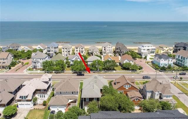 3819 E Ocean View Ave, Norfolk, VA 23503 (#10375500) :: Team L'Hoste Real Estate