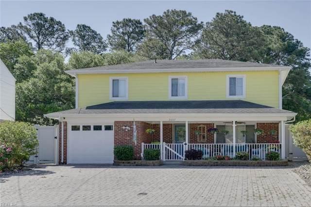 2607 Shore Dr, Virginia Beach, VA 23451 (#10375649) :: Team L'Hoste Real Estate