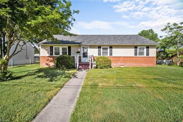 406 Cynthia Dr, Hampton, VA 23666 (#10375688) :: Crescas Real Estate