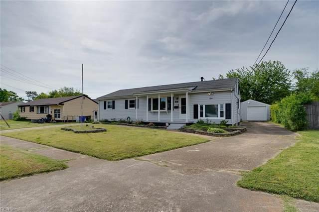1841 Dellwood Dr, Norfolk, VA 23518 (#10375949) :: Momentum Real Estate