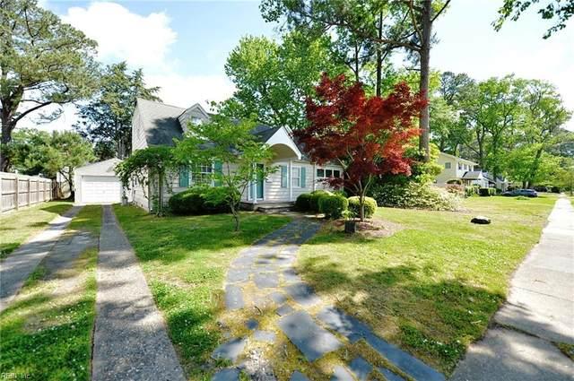 514 Burleigh Ave, Norfolk, VA 23505 (#10376164) :: Atlantic Sotheby's International Realty