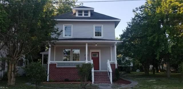 2516 Kecoughtan Rd, Hampton, VA 23666 (#10376235) :: The Kris Weaver Real Estate Team