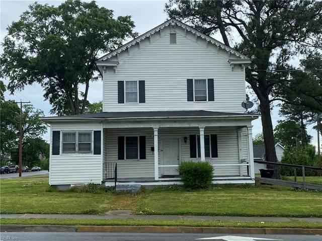316 S High St, Franklin, VA 23851 (#10376245) :: Rocket Real Estate