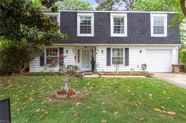 109 Santa Clara Dr, Hampton, VA 23666 (#10376289) :: Atlantic Sotheby's International Realty