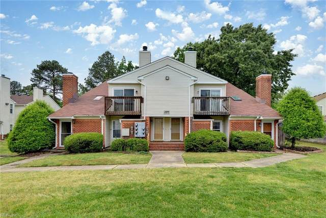 209 Quarter Trl D, Newport News, VA 23608 (#10376649) :: Atlantic Sotheby's International Realty