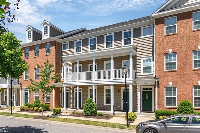 307 Fountain Way #44, Hampton, VA 23666 (#10377229) :: Berkshire Hathaway HomeServices Towne Realty