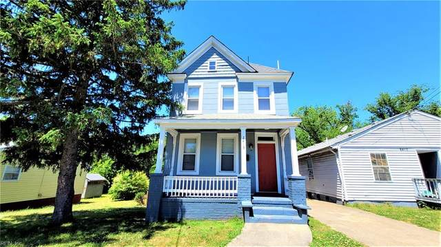 2415 Hale St, Norfolk, VA 23504 (#10377325) :: RE/MAX Central Realty