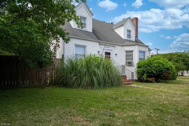 100 Rockbridge Rd, Portsmouth, VA 23707 (#10377347) :: Berkshire Hathaway HomeServices Towne Realty