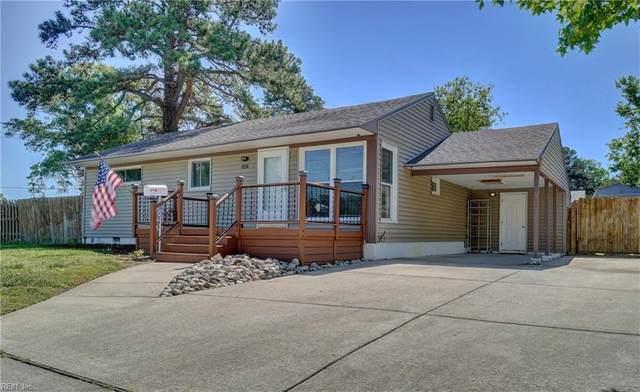 8136 Nathan Ave, Norfolk, VA 23518 (#10377407) :: RE/MAX Central Realty