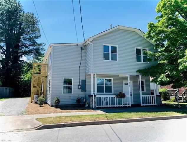 3529 Dey St, Norfolk, VA 23513 (#10377655) :: Momentum Real Estate