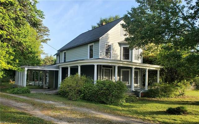 11563 Rolfe Hwy, Surry County, VA 23883 (MLS #10377675) :: Howard Hanna Real Estate Services
