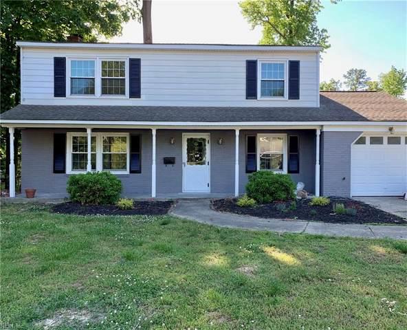 169 Windsor Castle Dr, Newport News, VA 23608 (MLS #10377942) :: Howard Hanna Real Estate Services