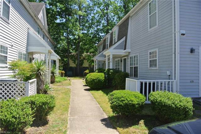358 Thorncliff Dr, Newport News, VA 23608 (#10377980) :: Berkshire Hathaway HomeServices Towne Realty