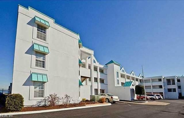 810 E Ocean View Ave #305, Norfolk, VA 23503 (MLS #10378163) :: AtCoastal Realty