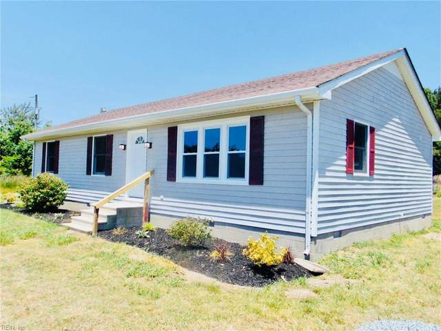 28537 Bloxom Rd, Accomack County, VA 23421 (#10378590) :: Momentum Real Estate