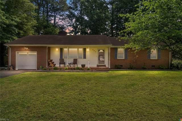 605 Hillwell Rd, Chesapeake, VA 23322 (#10378641) :: Berkshire Hathaway HomeServices Towne Realty