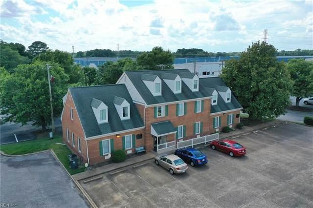 1736 S Park Ct #101, Chesapeake, VA 23320 (MLS #10378806) :: Howard Hanna Real Estate Services