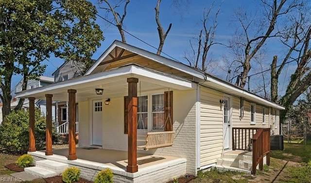 20 W Kelly Ave, Hampton, VA 23663 (MLS #10378852) :: AtCoastal Realty