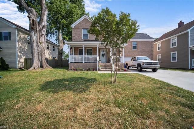 6203 Dunkirk St, Portsmouth, VA 23703 (MLS #10378885) :: Howard Hanna Real Estate Services