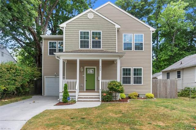 528 E Gilpin Ave, Norfolk, VA 23503 (#10378952) :: Berkshire Hathaway HomeServices Towne Realty