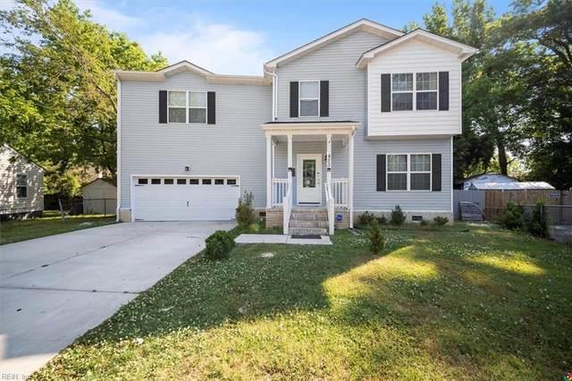 423 Walnut St, Hampton, VA 23669 (#10379015) :: Abbitt Realty Co.