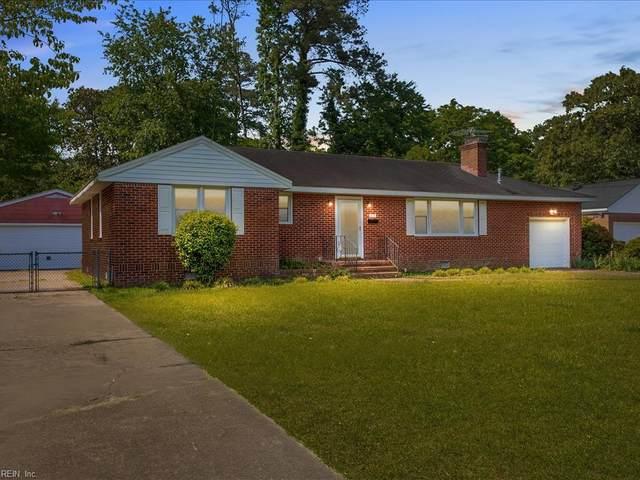 1615 Coyote Ave, Norfolk, VA 23518 (#10379057) :: Atlantic Sotheby's International Realty