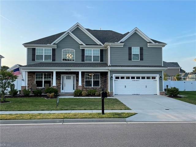 1329 Andreas Ln, Chesapeake, VA 23322 (#10379295) :: Berkshire Hathaway HomeServices Towne Realty