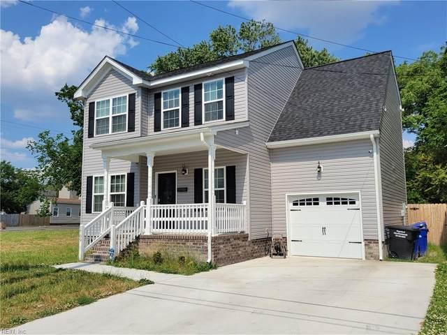 1709 Prentis Ave, Portsmouth, VA 23704 (#10379362) :: Atkinson Realty
