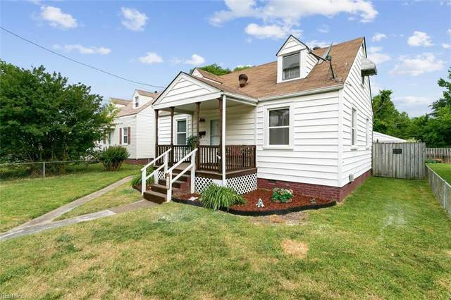 17 Ansell Ave, Portsmouth, VA 23702 (#10379421) :: Encompass Real Estate Solutions