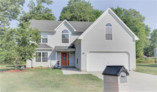 38 Devore Ave, Hampton, VA 23666 (#10380727) :: Atlantic Sotheby's International Realty