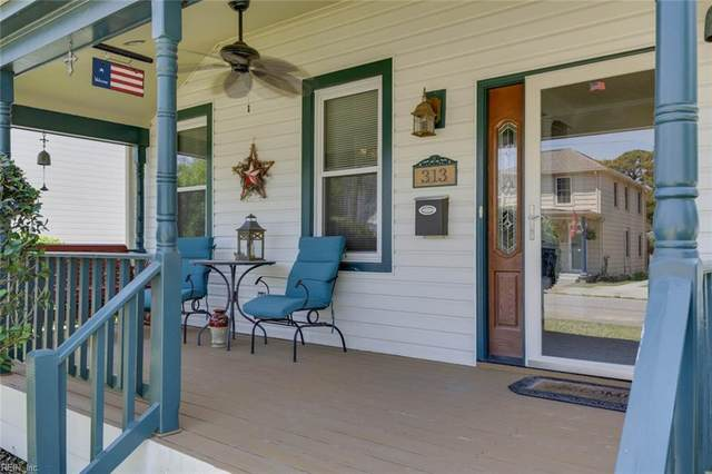313 Washington St, Hampton, VA 23669 (MLS #10380851) :: AtCoastal Realty