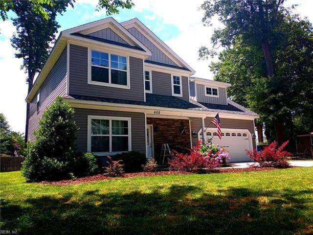 608 Crossland Dr, Chesapeake, VA 23320 (#10381193) :: Crescas Real Estate