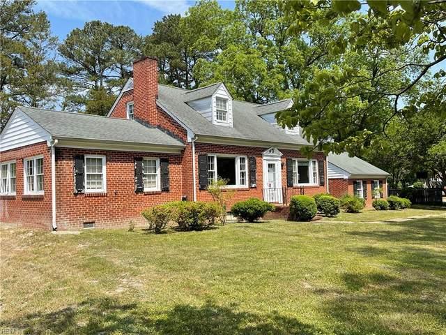 7226 Main St, Gloucester County, VA 23061 (#10381474) :: Atkinson Realty