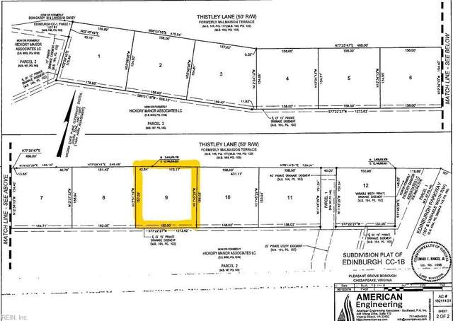 425 Thistley Ln, Chesapeake, VA 23322 (#10381606) :: Avalon Real Estate