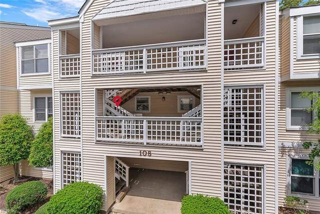 108 Lantana Ln #25, Hampton, VA 23669 (MLS #10381661) :: AtCoastal Realty