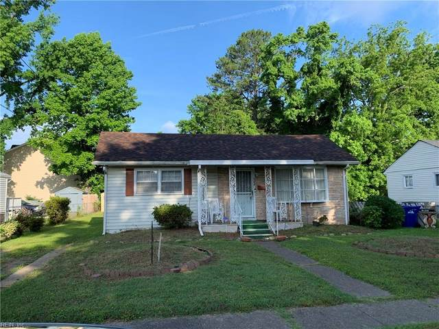 302 Ivey St, Portsmouth, VA 23701 (MLS #10381789) :: Howard Hanna Real Estate Services