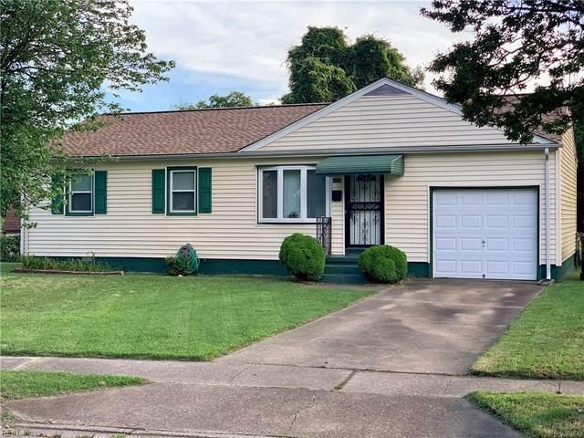 4539 Dora Cir, Norfolk, VA 23513 (#10381970) :: Berkshire Hathaway HomeServices Towne Realty