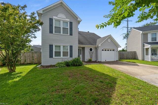 2105 Rollingway Ct, Virginia Beach, VA 23456 (#10382117) :: Berkshire Hathaway HomeServices Towne Realty
