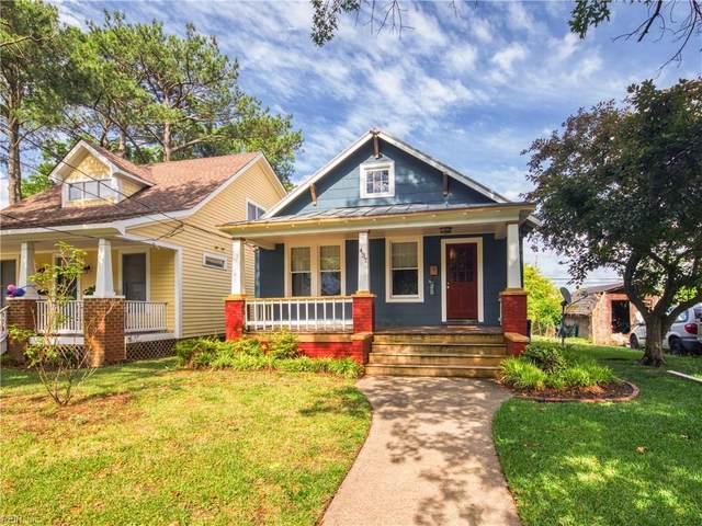 437 Chautauqua Ave, Portsmouth, VA 23707 (#10382441) :: Encompass Real Estate Solutions