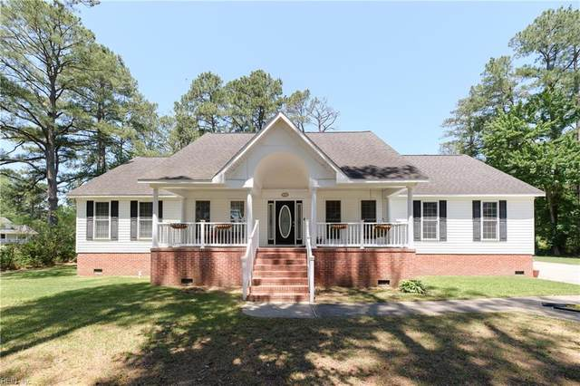 35 Pasture Rd A, Poquoson, VA 23662 (#10382507) :: Berkshire Hathaway HomeServices Towne Realty