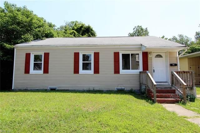 524 Eaton St, Hampton, VA 23669 (#10382533) :: Atkinson Realty