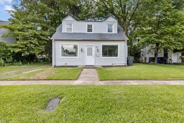 15 Aylwin Rd, Portsmouth, VA 23702 (#10382599) :: Atkinson Realty