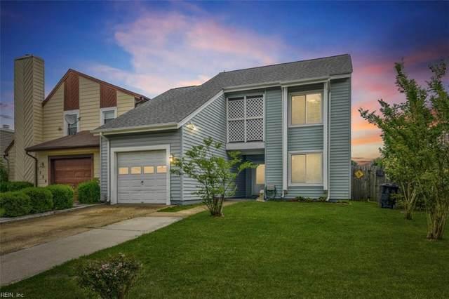 1722 Rueger St, Virginia Beach, VA 23464 (MLS #10382613) :: Howard Hanna Real Estate Services