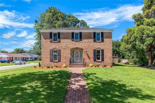 4001 Chesapeake Ave, Hampton, VA 23669 (#10382729) :: Verian Realty